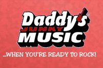 Daddy's Junky Music..the Finest Music Store in ALL of New England